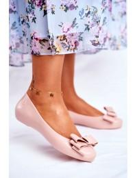 Women's Ballerinas ZAXY Light Pink FF285058 - FF285058 L.PINK
