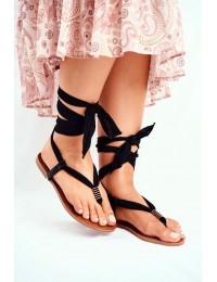 Women's Sandals Flip-flops Black Derryl - P-1081 BLK