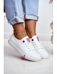 Women's Sneakers Big Star White GG274005 - GG274005