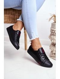 Women's Sneakers Big Star Black GG274007 - GG274007
