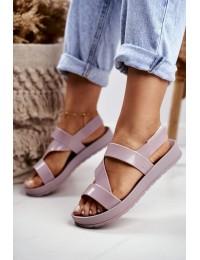 Women's Sandals ZAXY Beige DD285066 - DD285066 BEIGE