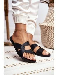 Women's Classic Slides Lu Boo Black Mabella - T512 BLACK