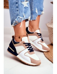 Women s Sport Shoes Beige Gold Elements Clementine - TCYR-31 CAMEL