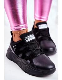 Women's Sport Shoes Big Star Black GG274636 - GG274636 BLK