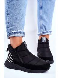 Žieminiai aukštos kokybės sportiniai batai - GG274470 BLK