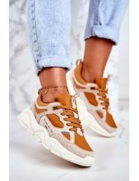 """Labai patogūs aukštos kokybės batai """"BIG STAR"""" - GG274653 BEIGE/BROWN"""