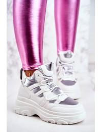 Women s Sport Shoes White Granto - 20BT26-3192 WHI