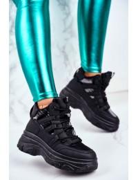 Women s Sport Shoes Black Granto - 20BT26-3192 BLK