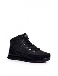 Women's Trekker Shoes Big Star Black GG274615 - GG274615 BLK