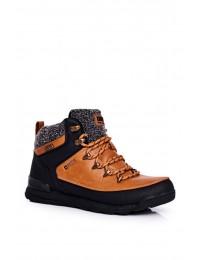 Women's Trekker Shoes Big Star Camel GG274619 - GG274619 CAMEL