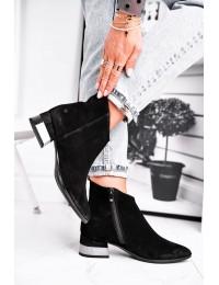 Laura Messi stilingi prabangaus dizaino batai - 2207 BLK