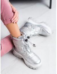 Aukštos kokybės madingi patogūs šilti sniego batai - 203003S
