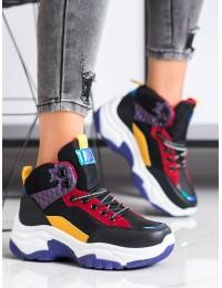 Spalvingi SNEAKERS modelio batai - E2008B/R