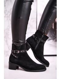 Stilingi juodi aulinukai SERGIO LEONE - BT615 BLACK