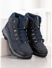 Tamsiai mėlyni šilti patogūs batai - 8TR85-0549N