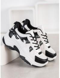 Madingi sportinio stiliaus patogūs batai - B0-205W