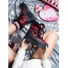 Stilingi patogūs šilti batai su platforma - HY585R