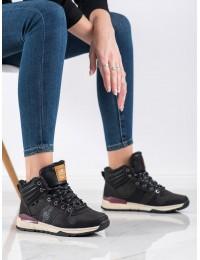 Sportinio stiliaus šilti patogūs batai su avikailiu - BM9098B