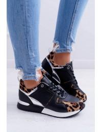 Madingi laisvalaikio stiliaus batai kasdienai - 19009 BLK