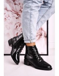 Stilingi aukštos kokybės aulinukai su pašiltinimu - N30 BLACK