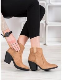 Stilingi zomšiniai batai - OM291T