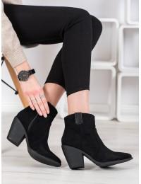 Stilingi zomšiniai batai - OM291B