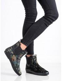 Stilingi guminiai batai padengti zomša - SY104FL