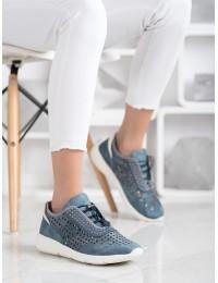 Stilingi lengvi mėlyni bateliai\n - B119-01-04JE