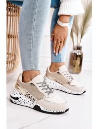 Stilingi patogūs aukštos kokybės batai Gold Avery - BL215P GOLD
