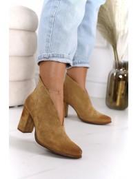 Natūralios verstos odos stilingi aukštos kokybės batai - 1231 LION.WELUR