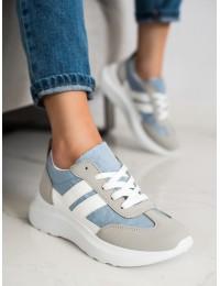 Patogūs stilingi sportinio stiliaus batai kiekvienai dienai - LA130BL