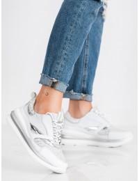 Natūralios odos aukštos kokybės batai su platforma - 48C1282W/G