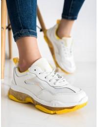 Aukštos kokybės natūralios odos sportinio stiliaus batai\n - GD-FT-71W/Y
