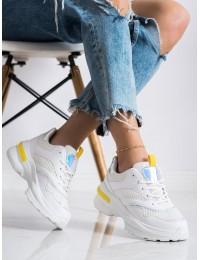 Madingi sportinio stiliaus kokybiški patogūs batai kasdienai - LC9718W