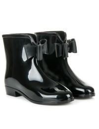 Stilingi juodi guminiai batai - NA1310-5B