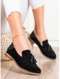 Natūralios verstos odos klasikinio stiliaus batai - DP2332/21B