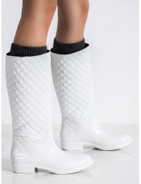 Balti stilingi ir praktiški guminiai batai - KALOSZE-BLA