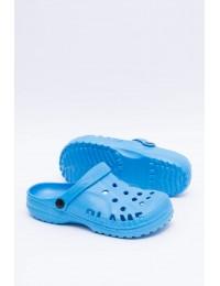 Žydros spalvos moteriški Blue Foam EVA - B-2008 BLUE