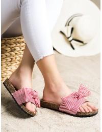 Stilingos vasariškai dryžuotos šlepetės - GAN21-30117R