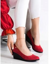 Elegantiškos aukštos kokybės raudoni bateliai - GD-FL335R
