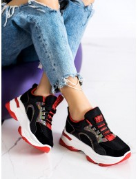 Madingi SNEAKERS tipo juodi batai - R12D518-11B/R