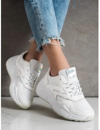 Balti aukštos kokybės stilingi batai - GB-003W