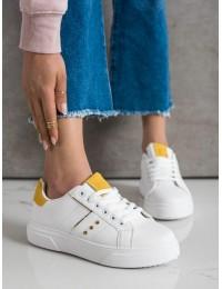 Balti stilingi bateliai kiekvienai dienai\n - CC-19Y
