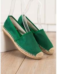 Gaivios žalios spalvos stilingi bateliai - CD-1GR