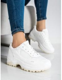 Balti sportinio stiliaus batai - BY-1910W