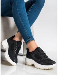 Juodi sportinio stiliaus batai - BY-1910B
