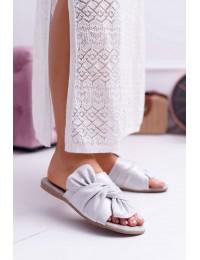 Women's Slippers Grey Emilia - 9SD35-0990 GREY