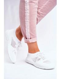 Women s Sport Shoes White Jenny - 9TX02-1020 WHITE