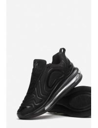 Juodi madingi sportinio stiliaus batai - B894-1A BLACK