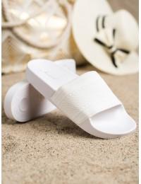 Baltos spalvos šlepetės - MU-5W